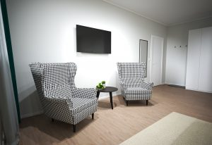 Vizualizácia Hotel Slávia Trenčianske Teplice BYVAKOM interiérový dizajn