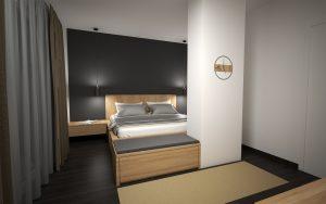 interiérový dizajn_spálňa_BYVAKOM