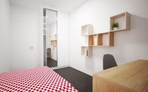 interiérový dizajn_vizualizácia_hosťovská izba01_BYVAKOM