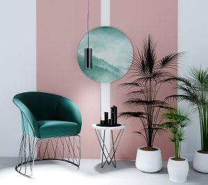 Priestor pre relax - relaxačný kútik - BYVAKOM - interiérový dizajn