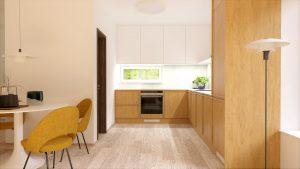 Kuchyňa.na mieru rodinný dom Zamarovce