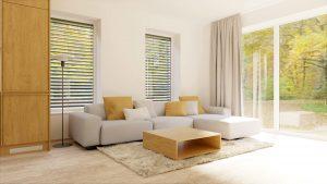 obývacia izba 3 na mieru rodinný dom Zamarovce