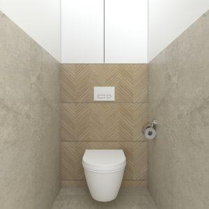 Toaleta (WC) návrh na mieru Trenčianska Teplá - BYVAKOM Komplexné bývanie