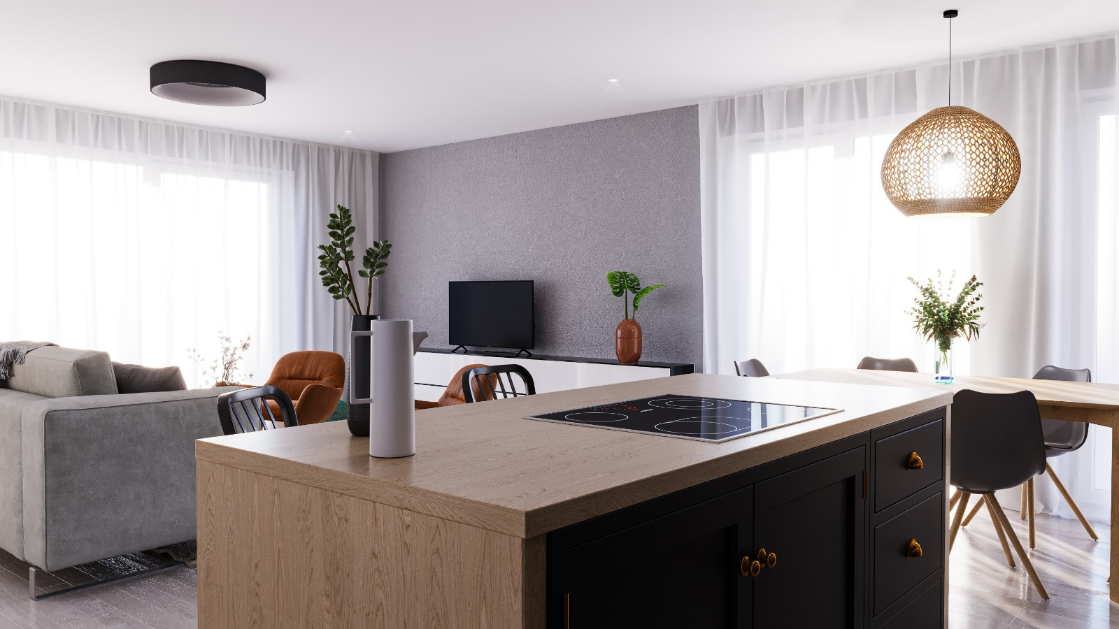 Návrh rodinného domu - Limbach - Bratislava