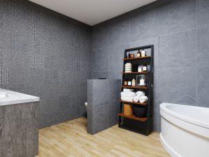 Kúpelňa na mieru podľa vlastných predstáv - BYVAKOM interiérový dizajn Bratislava 2