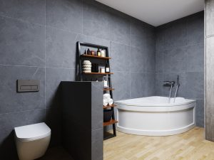 Kúpelňa na mieru podľa vlastných predstáv - BYVAKOM interiérový dizajn Bratislava 3